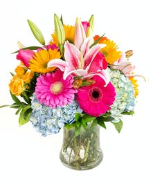 A Perfect Day Flower Bouquet in Boston, MA - Central Square Florist