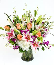 Central Square Florist: Bouquet de L'Amour in Boston, MA