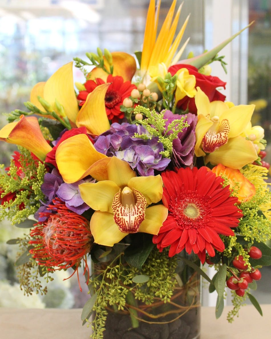 Ultimate Autumn Bouquet