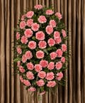 Pink Carnation Standing Spray