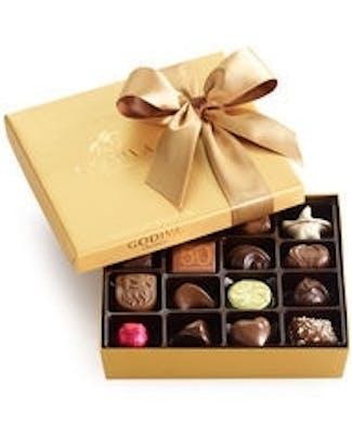 Godiva 19 Piece Assorted Chocolates