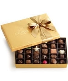 Godiva 36 Piece Assorted Chocolates