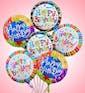 Half Dozen Balloons