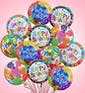 One Dozen Balloons