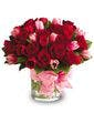 Standard - 12 Roses, 20 Tulips